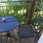 Балкон в номере за 860 евро в сутки