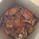 Crabs from Gary Howard's.