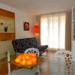 1 bedroom flat lounge