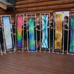 Paint a Scarf Alaska