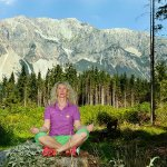Meditationsplätze im Wald