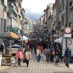 Rua Santa Catarina,la calle comercial del centro de Oporto!