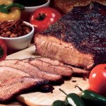 Beef Brisket smoked to perfection daily!
