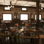 Foto de Russells at Wallowa Lake Restaurant