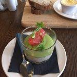 Crab and Grapefruit Salad