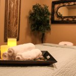 Treat yourself to a massage or other spa treatment!