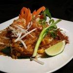Pad Thai Glass noodles