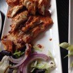 Excellent masala fish