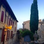 Photos from our stay at L'Eveche in the Medieval City in Vaison la Romain
