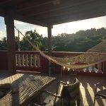 Atlantico balcony/deck
