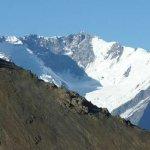 Cristo Redentor De Los Andes Foto