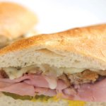 Cuban sandwich ---Very good