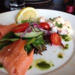Seafood Salad Starter