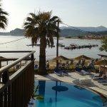 Foto de Maria's Beach Hotel & Apartments