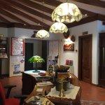 Photo de Hotel Comtes de Challant