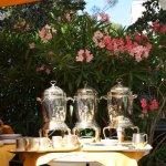 Tee- und Kaffekannen