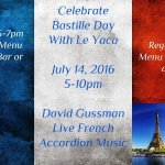 Bastille Day French Accordion Music