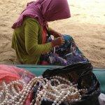 Kuta Beach - Lombok Foto