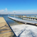 Brand New Boat Launch at Ft Smallwood- 2016