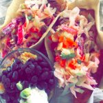 Fish Tacos- an Island must!
