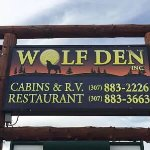 Wolf Den Log Cabin Motel & RV Park