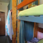 4 bunks in a room