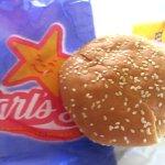 Carl's Jr, Teriyaki Burger, San Jose, Ca