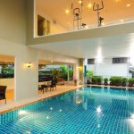 Indoor swimming pool ,....