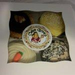 Box of 4: Samoa, Almond Joy, Lemon Zinger, Carrot Cake