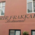 3 Frakkar Foto