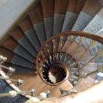 L escalier du 18 éme