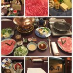 a nice dinner