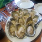 Oyster entree
