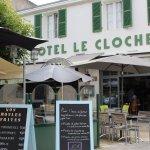 Photo de Hôtel le Clocher