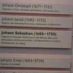 Bach-Museum Aufnahme