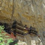 Hengshan Hanging Temple (Xuankong si) Picture