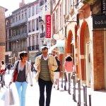 Situé au coeur des plus belles boutique de la ville de Toulouse