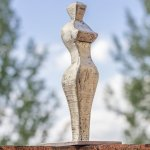 Venus Fusion, sculture