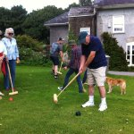 Some Croquet Fun