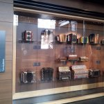 MIM – accordions vitrine exhibit