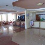 reception, bar and dinning