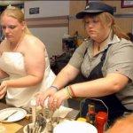 Girls of Waffle House