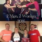 2 Men, 2 Women Tournament -  A full house this year!