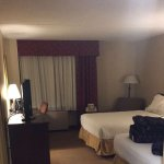 Holiday Inn - Woonsocket double / full size beds