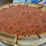 MEAT LOVERS CHICAGO DEEP DISH