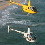 Robinson R44 and Robinson R22