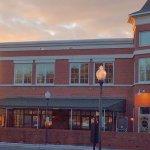 Beantown Tavern at sunset