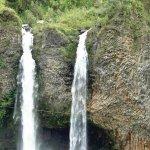 Ruta de las cascadas Foto