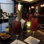 make sure to try a bloody mary when in St. Regis