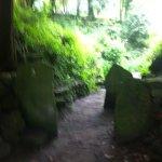Dean and Manor Rd Cemetery Secret Garden Foto